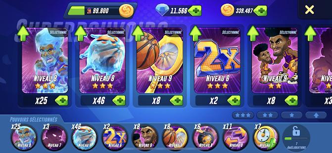 Basketball Arena: Jeu de Sport en Ligne screenshots apk mod 5
