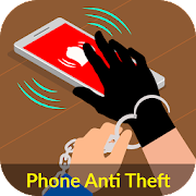 Don't Touch My Phone: Phone Anti-Theft Alarm