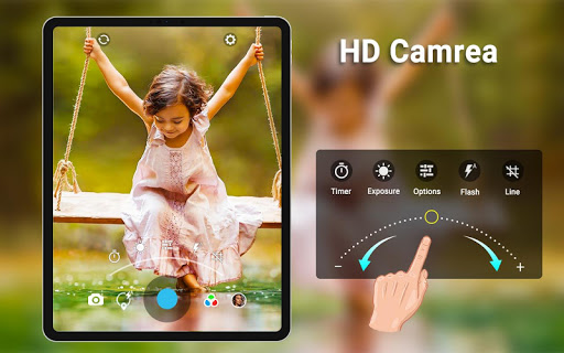HD Camera - Video, Panorama, Filters, Photo Editor 1.7.6 Screenshots 12