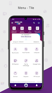 Yono Lite SBI - Mobile Banking Screenshot