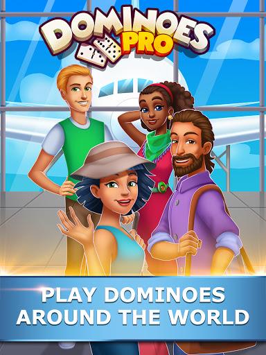 Dominoes Pro   Play Offline or Online With Friends  Screenshots 14