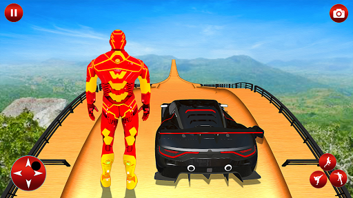 Superhero Robot Speed: Super Hero Game screenshots 17