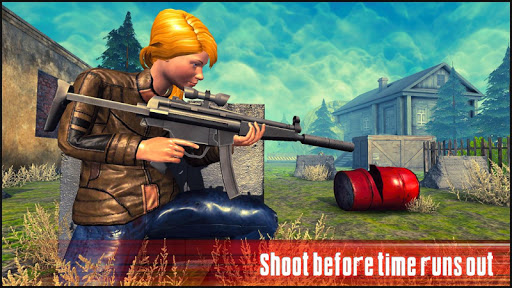 Agent vs Gangsters : Firing Assault Battle  screenshots 4