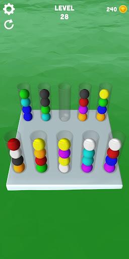 Sort Balls 3D - Free puzzle games  screenshots 4