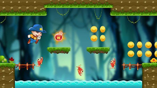 Super Bino Go 2: Free New Jump Adventure Game 1.7.2 screenshots 3