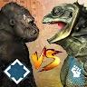 Kong Vs Kaiju City Destruction: Gozilla Games game apk icon