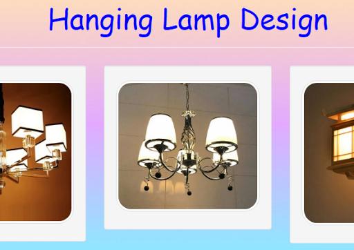 Hanging Lamp Design 1.0 screenshots 1