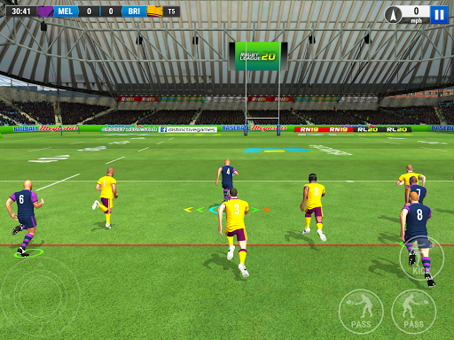 Rugby League 20 1.2.1.50 screenshots 15