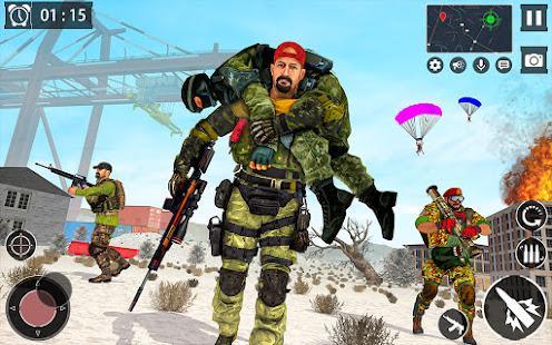 Counter Terrorist Gun Strike: Free Shooting Games 1.23 Screenshots 2