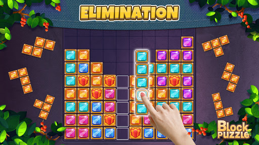 Wood Block Puzzle: Classic wood block puzzle games android2mod screenshots 10