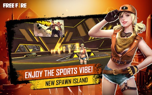 Garena Free Fire: BOOYAH Day Screenshot