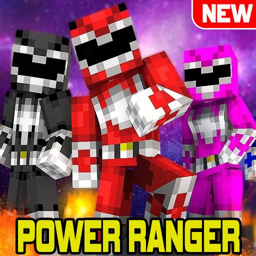 Addon Power Rangers for Minecraft PE