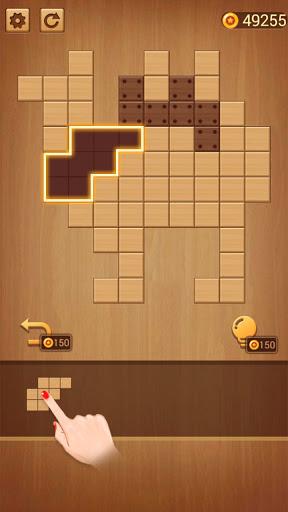 BlockPuz: Jigsaw Puzzles &Wood Block Puzzle Game 1.301 screenshots 12