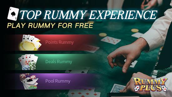 Rummy Plus – Indian Rummy Online Game 1.3 screenshots 1