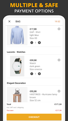 Zalando Lounge - Shopping Club 1.11.18 screenshots 4