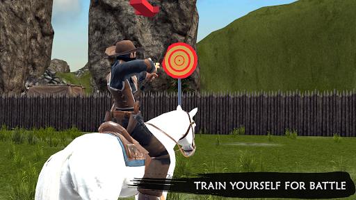 Ertugrul Gazi Horse Simulation: ertugrul gazi game 0.8 screenshots 14