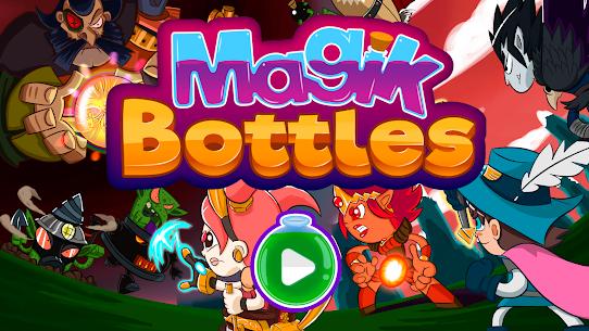 Magik Bottles Hack Cheats (iOS & Android) 5