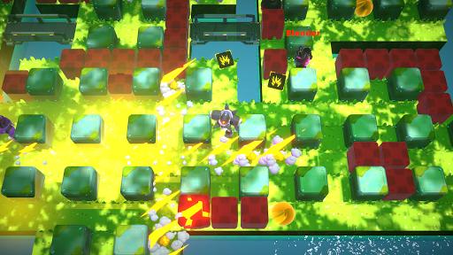 Bomb Bots Arena - Multiplayer Bomber Brawl  screenshots 4