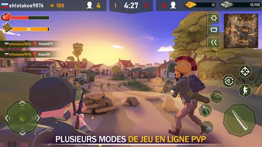 Télécharger War Ops: Jeux de Tir de Guerre Gratuit APK MOD (Astuce) screenshots 2