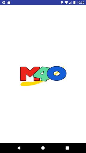 M40 - Musique fraîche screenshot 1