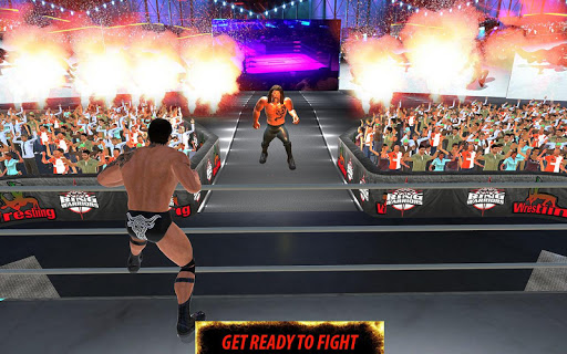 World Wrestling Revolution Stars: 2017 Real Fights 1.0.2 Screenshots 12