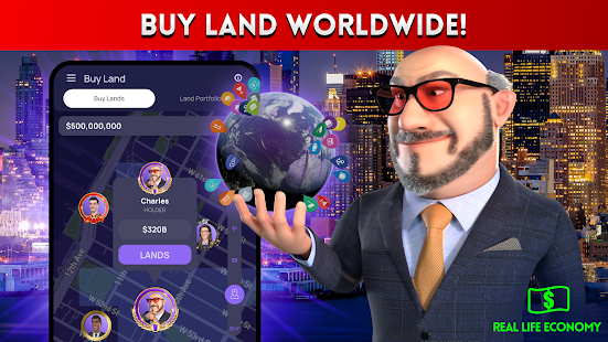 LANDLORD IDLE TYCOON Business Management Game 4.0.8 Screenshots 3