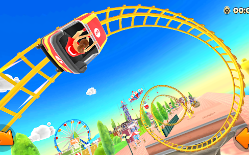 Thrill Rush Theme Park Mod Apk 4.4.79 (Unlimited Money) 8