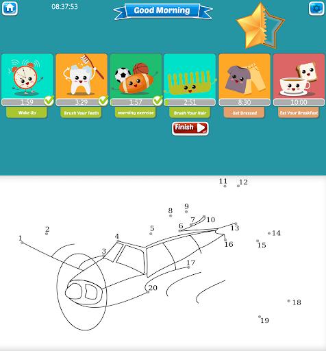 Kids Educational Games: Preschool and Kindergarten  screenshots 3