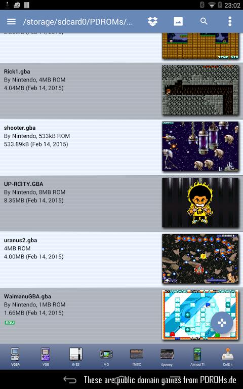 VGBAnext - Universal Console Emulator poster 7