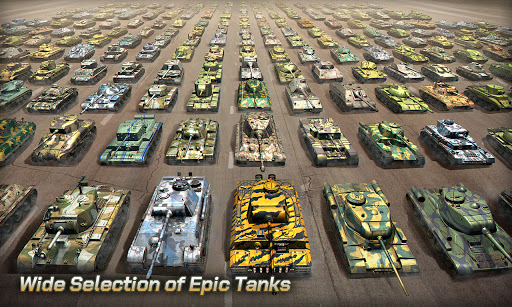 Tank Legion PvP MMO 3D tank game for free apkslow screenshots 7