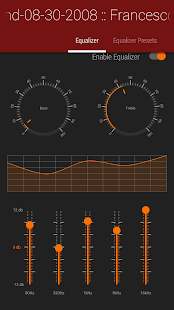 LiquidPlayer Pro - Musik,Equalizer, mp3,Radio,3D Screenshot
