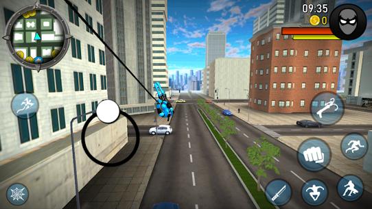 POWER SPIDER v3.1 MOD APK – Ultra Superhero Parody Game 5