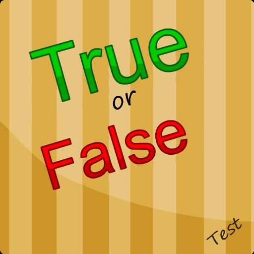 True or False - New version
