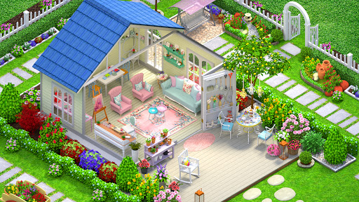 Room Flipu2122: Design Dream Home Makeover, Flip House apktram screenshots 8