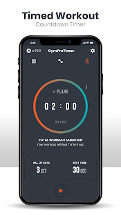 Gym Pro Timer - Interval & Countdown Workout Timer