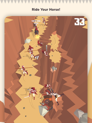 Ride to Victory - Ottoman War Endless Run 1.5.0 screenshots 18