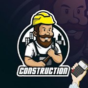 Construction Calculator - Concrete, Steel, Bricks