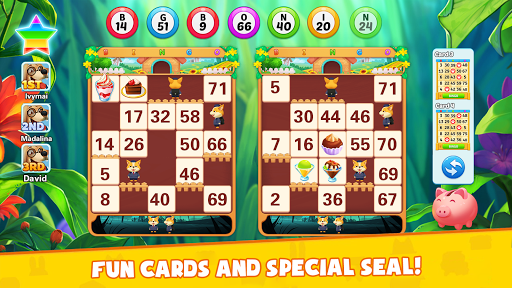 Bingo Town - Free Bingo Online&Town-building Game android2mod screenshots 18