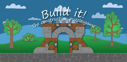 Build it! - The construction puzzle game .APK Preview 0