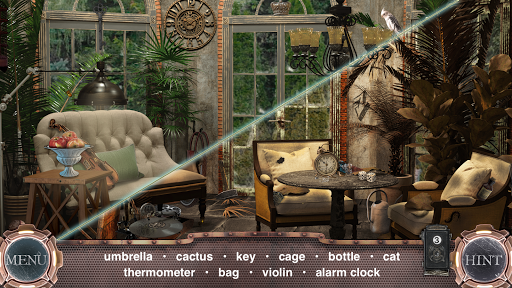 Time Machine - Finding Hidden Objects Games Free screenshots 2