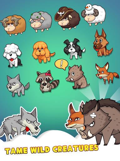 Sheep Farm : Idle Games & Tycoon screenshots 14