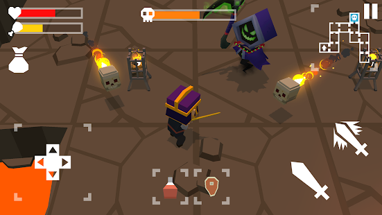 Treasure Dungeon - Action RPG Screenshot
