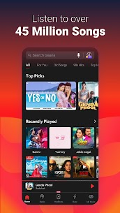 Gaana Music Plus APK 8.16.1 (MOD Unlocked, No Ads) Latest Version 2021 1