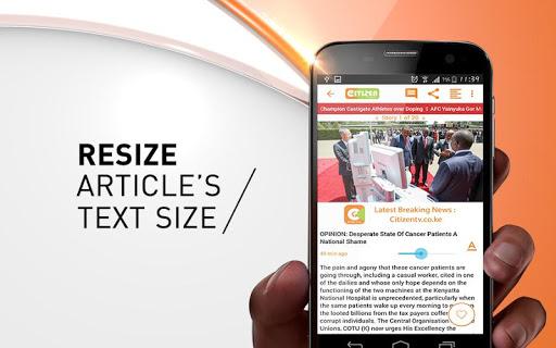 Citizen News 4.0.4 Screenshots 3