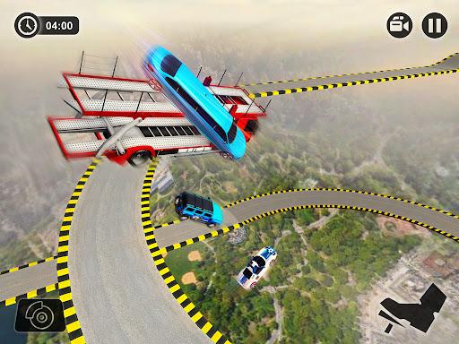 Vehicle Transporter Trailer Truck Game  screenshots 13