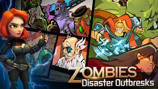 Clash of Zombies: Heroes Game 1.0.1 screenshots 2