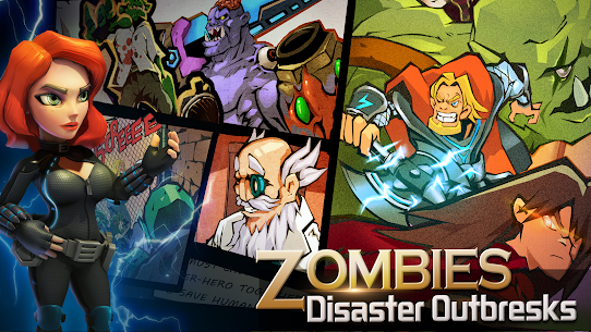 Clash of Zombies: Heroes Game 2