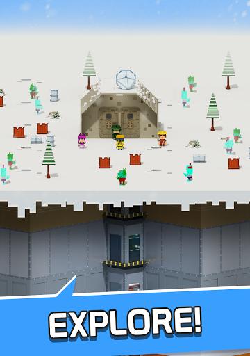 Build Heroes:Idle Survival Journey  screenshots 11