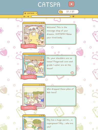 Cat Spa screenshots 20