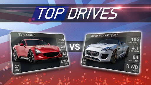 Top Drives – Cartes de voitures du course APK MOD – ressources Illimitées (Astuce) screenshots hack proof 1